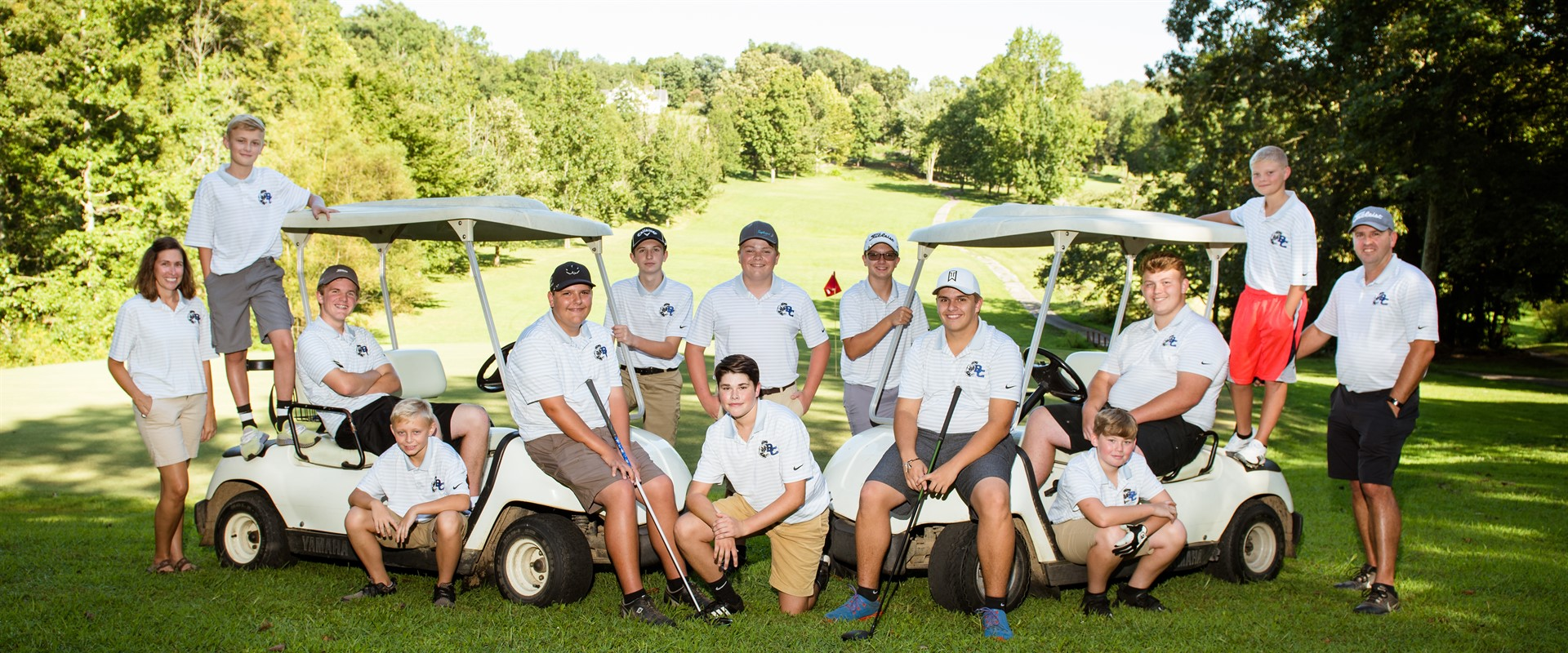 Boys Golf Team 2019