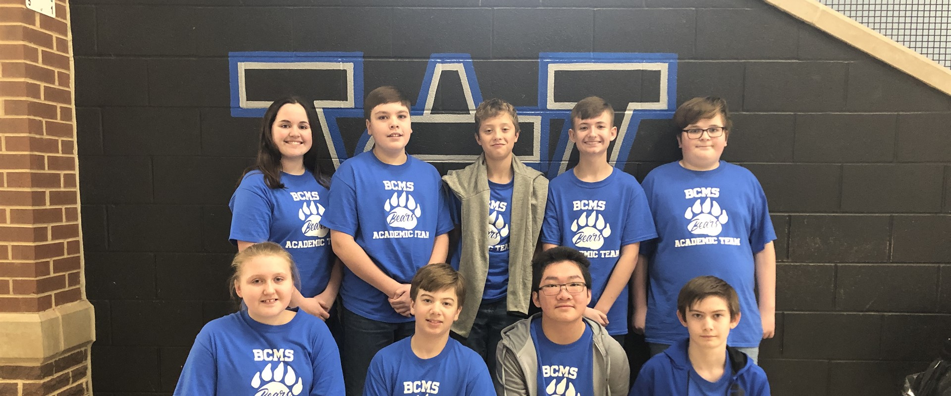 Regional Governor's Cup Academic Team Competitors